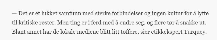 Article de Aften Posten (Norvège), 9 avril 2016