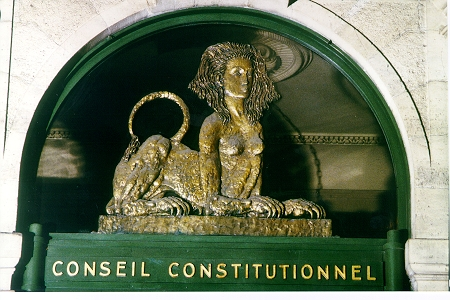 Photo Conseil Constitutionnel