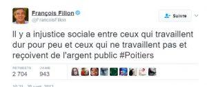 Quand François Fillon fustigeait les assistés